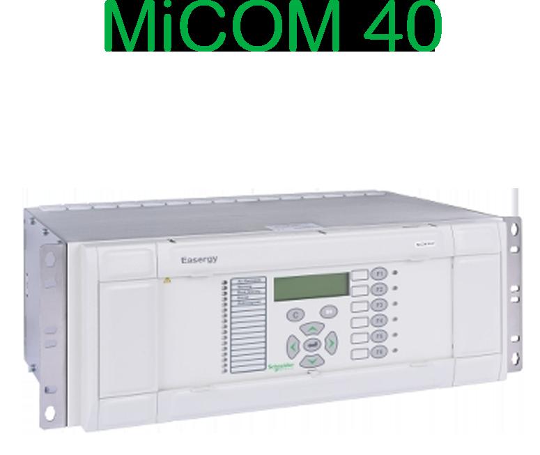 MıCOM 40